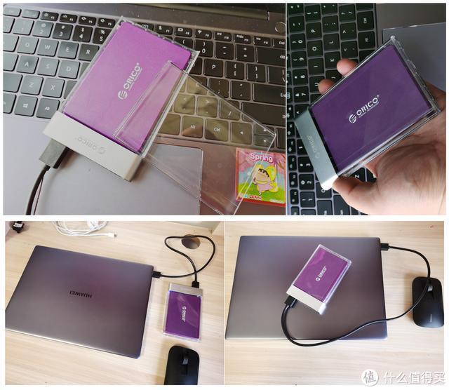 国产之光,看这款可做移动硬盘又可系统盘的Orico SSD
