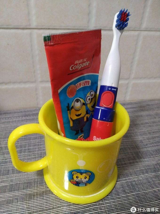 儿童牙膏推荐