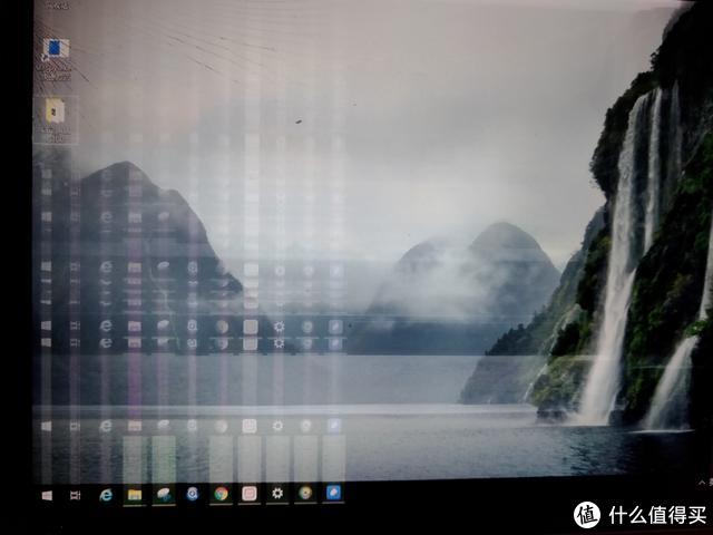 屏幕闪烁时候的截图