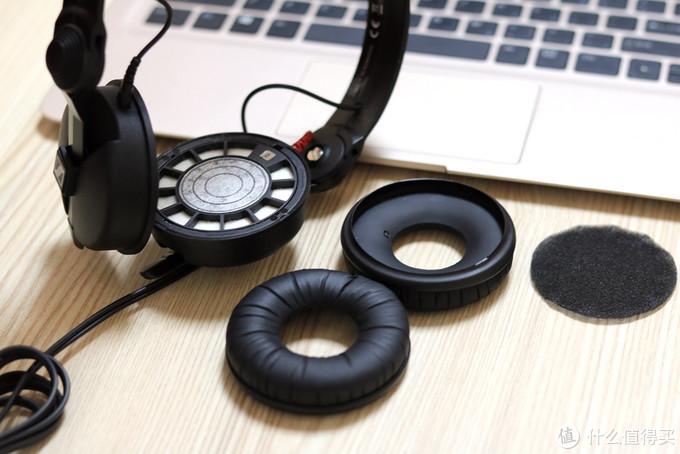 外观朴素,音质却对得起千元价位,森海塞尔HD25监听耳机体验