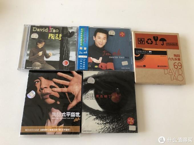 音乐宅的原始快乐!2004年以来购买的正版CD唱片全纪录