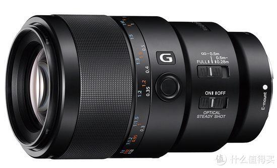 FE 90mm F2.8 微距 G OSS