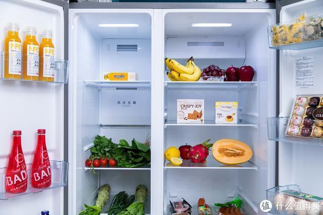 大容积冰箱先驱者!美的629冰箱深度体验评测