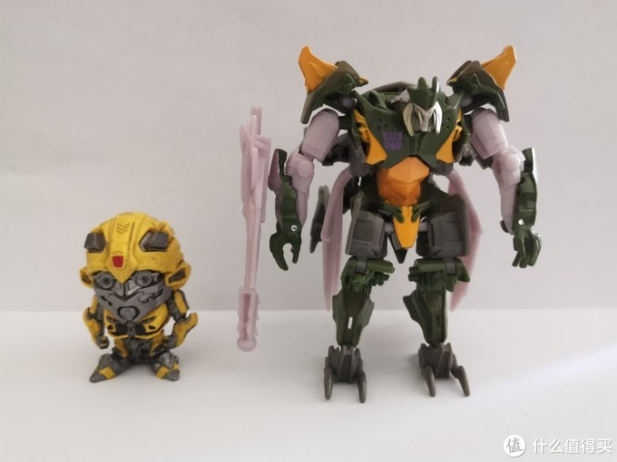 玩具尺寸非常小,做工素质优秀。