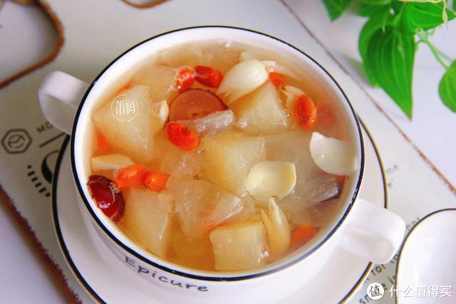 别忘了多喝这碗汤,清甜滋润又下火,女人越吃越漂亮