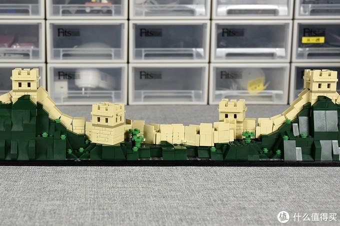 1?2?3?还是多点好——LEGO 21041万里长城开箱