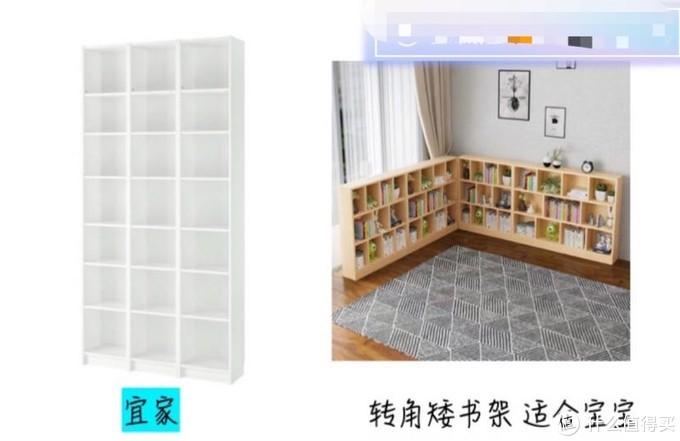 ▪️定制书柜,也可以买成品 ▪️容量大,藏书多 ▪️适合能自助阅读的大宝宝 推荐指数:🌟🌟🌟🌟🌟