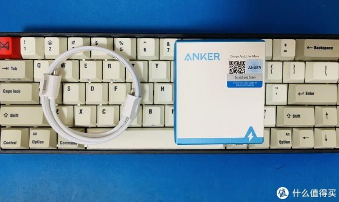 小东西还挺别致:Anker18w PD Nano充电头上手速评