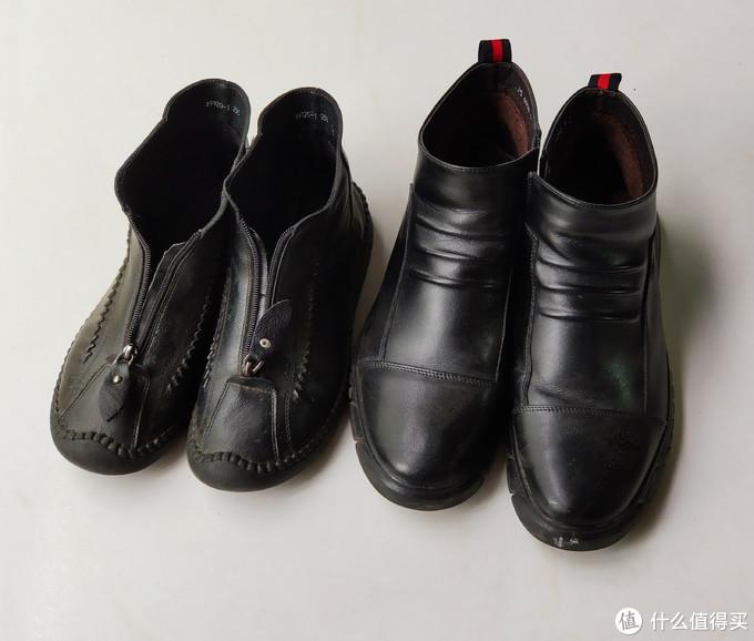 我家有女神,靠我来保护!湖北地区疫情期间棉拖鞋和厚皮靴