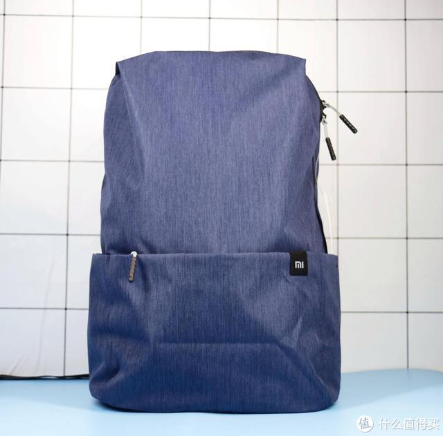 小背包、大升级,新品小米小背包20L,轻装出行