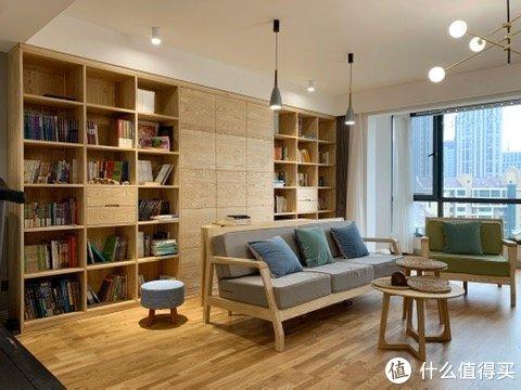 如何在家里打造一个漂亮的书柜