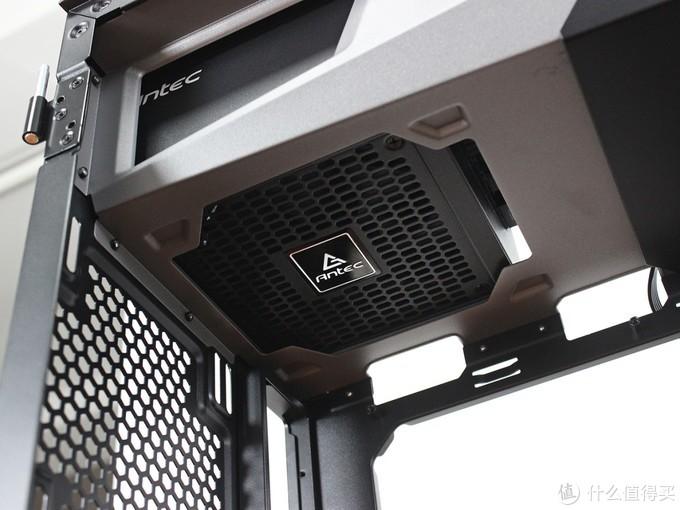我说要有光,你即为光而生,安钛克冰钻P120机箱分享