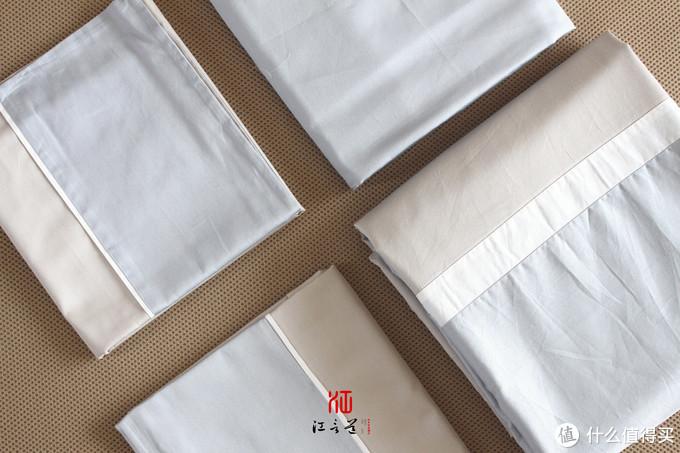 每晚长绒棉贡缎套件   给你轻奢好眠的夜晚
