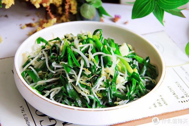 这2样素菜一起炒,实在太鲜美了,营养又刮油,体重蹭蹭往下掉!