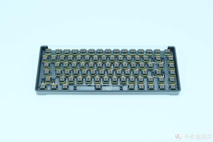 打造一把75%布局82键的主力机械键盘 - Race2 优联改造分享