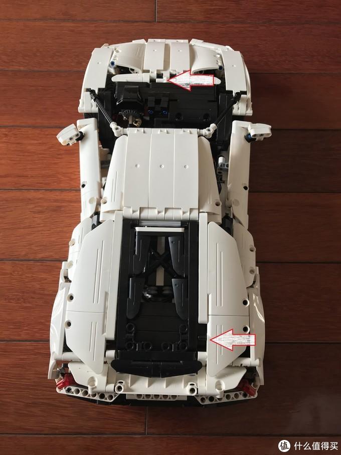 老男孩的快乐很简单——拼了又拆的双鹰兰博基尼跑车玩具