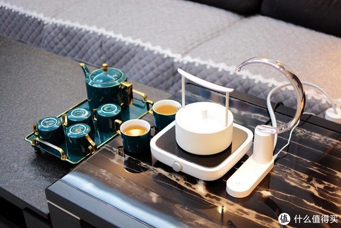 花费1K+购买的高端煮茶套装:尽管价格不便宜,但外观堪比艺术品