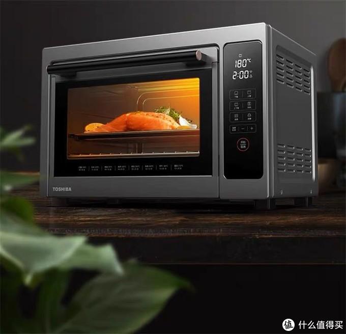 东芝D232B1家用电烤箱32L入手简单评测