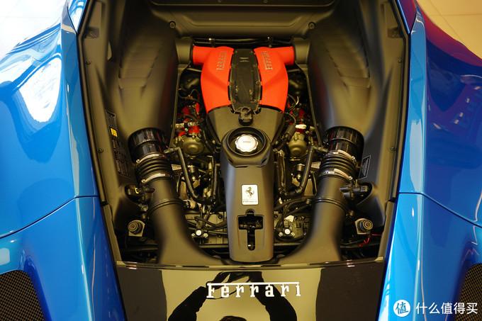 """""""致敬""""法拉利最后的V8 GTB 法拉利F8 Tributo实拍"""