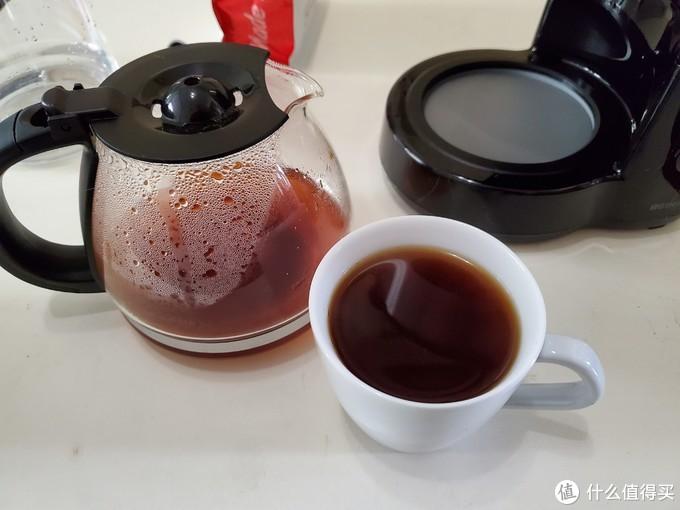 48块包邮的咖啡机煮出来的咖啡到底香不香