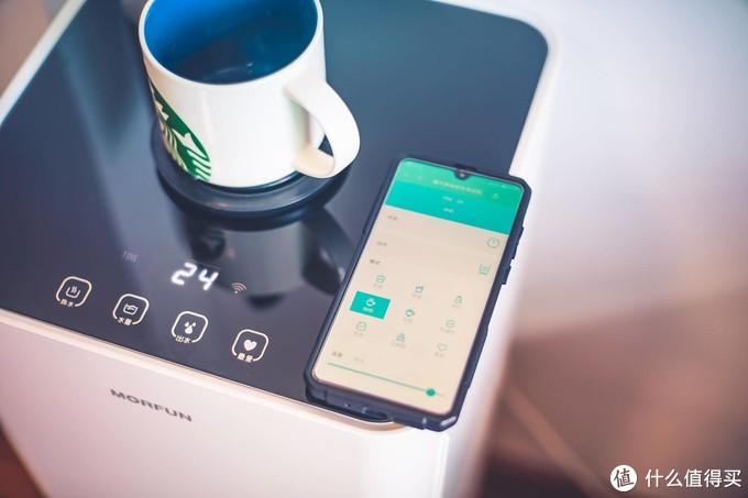 魔凡智能即热茶吧机评测:高颜值、操控好的即热式饮水机