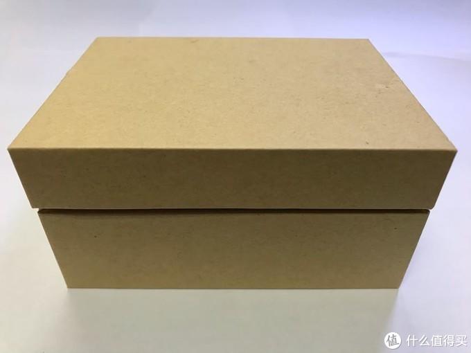 硬牛皮纸内盒材质很好,八角尖尖