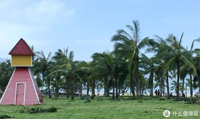 踏青、放风好去处的公园推荐--珠海