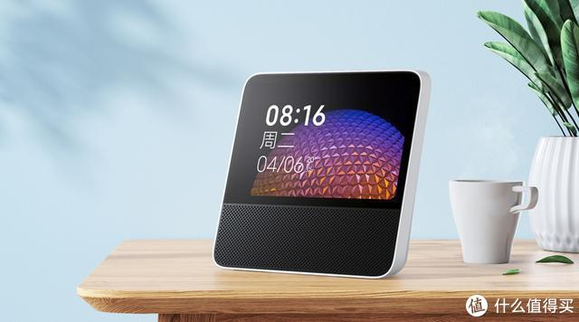 Redmi小爱触屏音箱8英寸发布:覆盖6大视频平台 智能家居操控