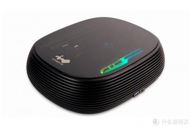 AMD Ryzen APU平台新家,IN WIN 迎广 发布 B1 ITX 迷你机箱