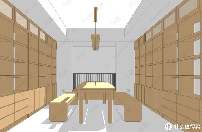 如何布置家里的办公区?