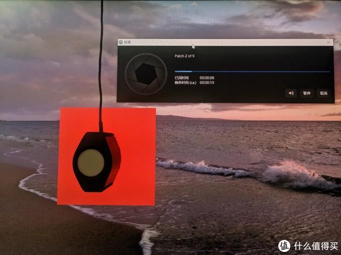 用翻车的爱色丽Colormunki Display校色仪校准两个戴尔洋辣鸡显示器
