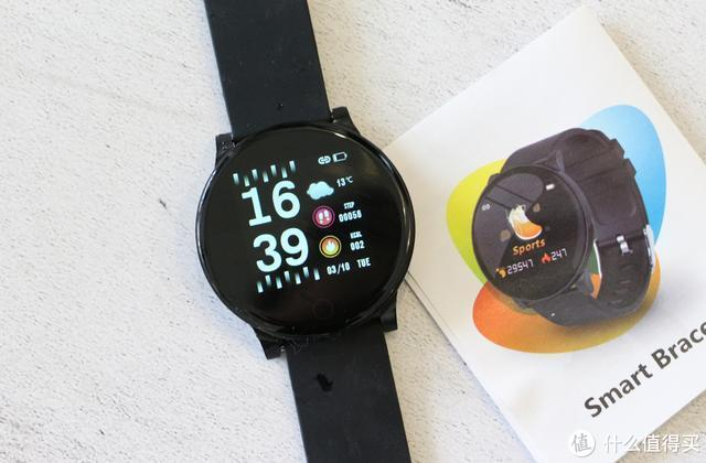 男生手上应该佩戴什么手表?好看、功能多是重点!全程通W8智能手表体验分享
