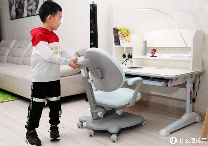 养成良好学习坐姿 从这套学习桌开始:西昊H3+K16学习桌椅套装