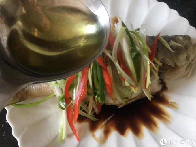 正值品鲈鱼的好时节,教你4招,保证不腥还嫩#全名分享季#