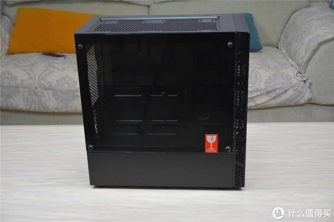 又装机,买个酷冷至尊MB400L(智瞳)机箱,这钣金还是可以的