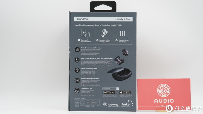 拆解报告:Anker Liberty 2 Pro 真无线蓝牙耳机