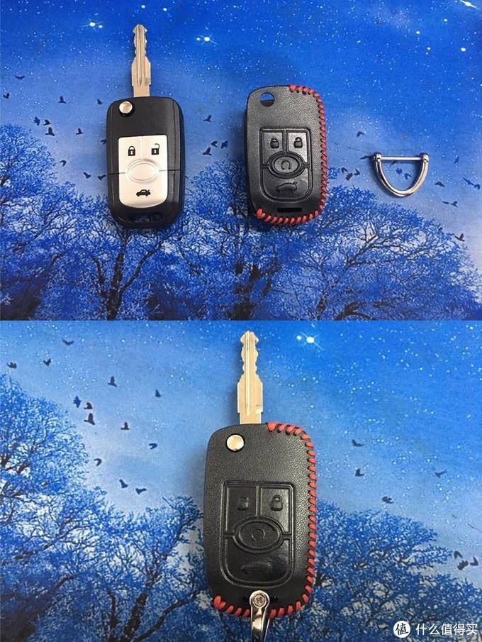 新钥匙完工