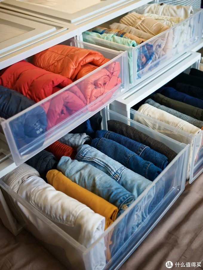 关于整理衣柜