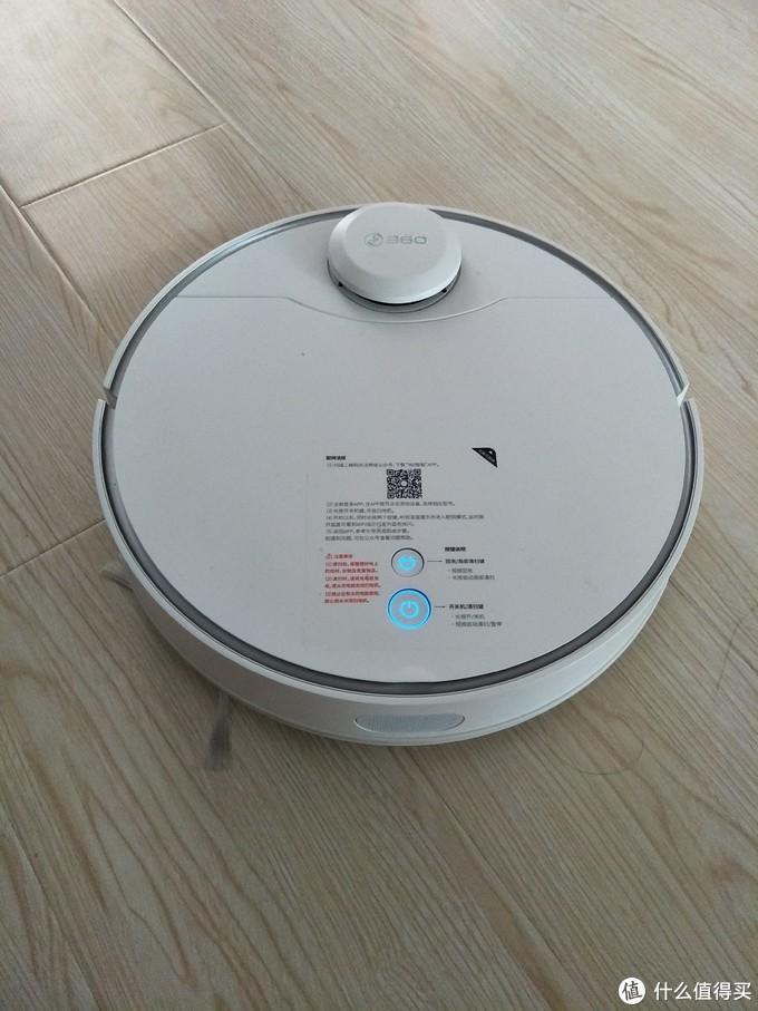 360扫地机器人X90使用感受