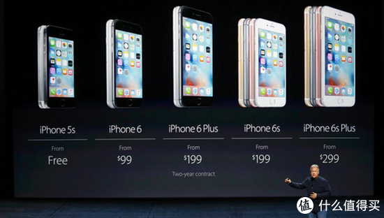 纵览iPhone的发展史