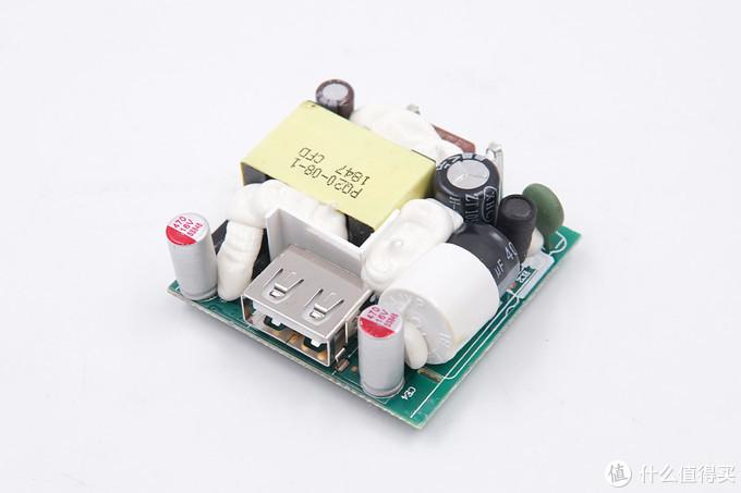 拆解报告:MI小米USB-A口18W快充充电器MDY-08-ES(辰阳版)