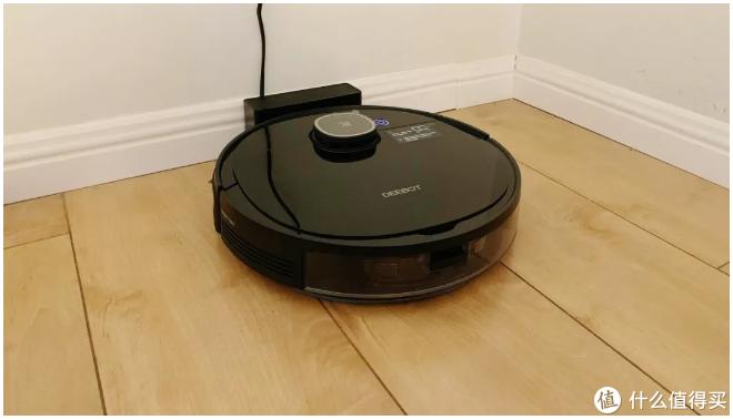 科沃斯CEEBOTT5扫地机器人实测:简单方便,聪明好用!