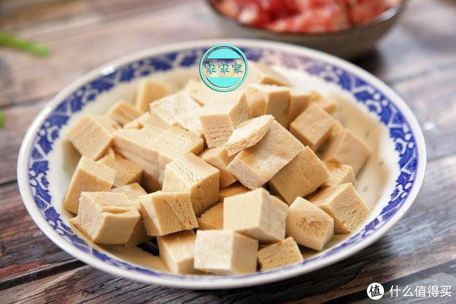 豆腐这样做太好吃,味道鲜香超下饭,1盘吃完不过瘾