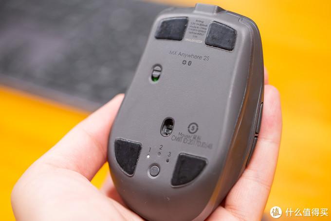 它是便携办公鼠标的标杆产品吗?罗技MX Anywhere 2S无线鼠标 体验分享