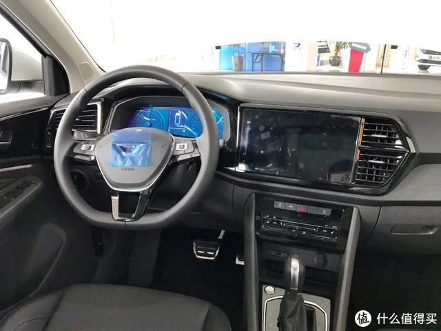 实地探访捷达VS7,这车浑身写满性价比?