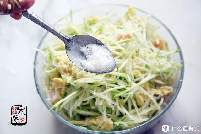 给家人吃这菜,鲜美多汁含钙高,包成包子吃比肉还香