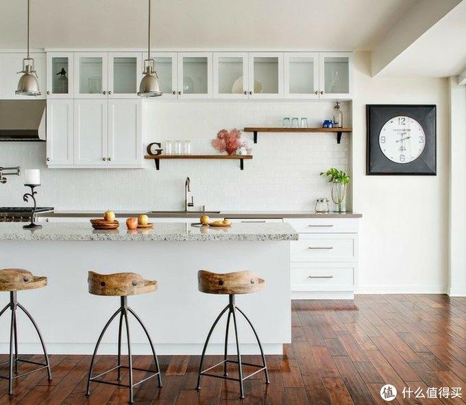 简约明亮厨房