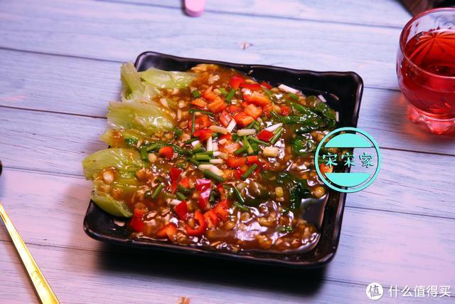 我家生菜很少涮锅,这样做热量低又好吃,这是我家身材好的秘诀
