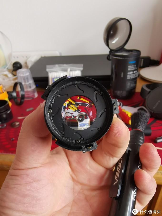 垃圾堆中挽救回来的微距镜头,0基础0参考拆镜清灰,及捡到宝的满意样张