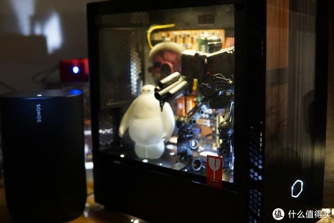 笔记本和平板电脑当道的如今,体验酷冷至尊的ML400L智瞳MATX的炫酷机箱